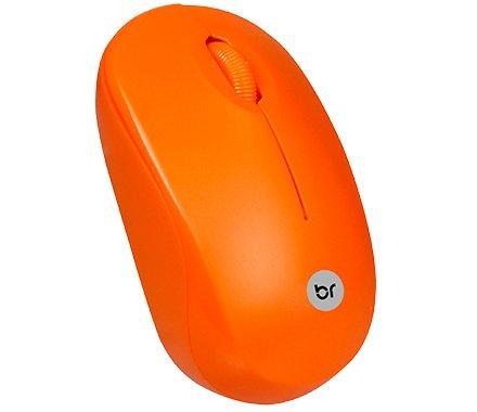 mouse-sem-fio-laranja